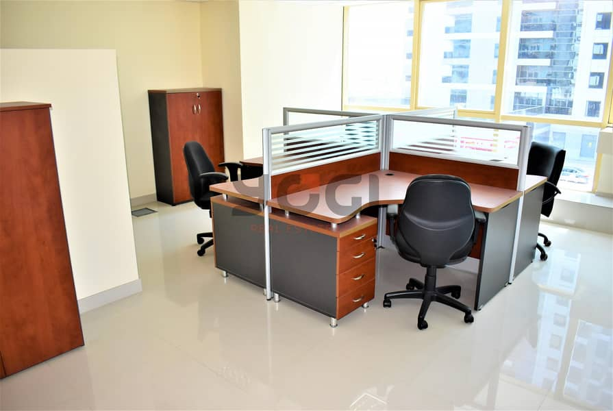 2 Spacious office  @ Fortune Exexcutive Tower