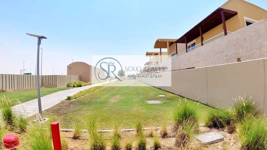 5 Bedroom Villa for Rent in Al Raha Gardens, Abu Dhabi - Exquisite 5BR Huge Villa I Private Garden+Balcony I Family Friendly