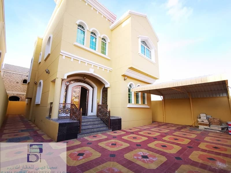 Villa with modern design and a stone frontage in Jasmine Very good interior finishing