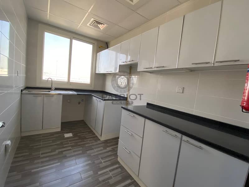 2 3BR with Balcony | Brand New Building |One Month Free