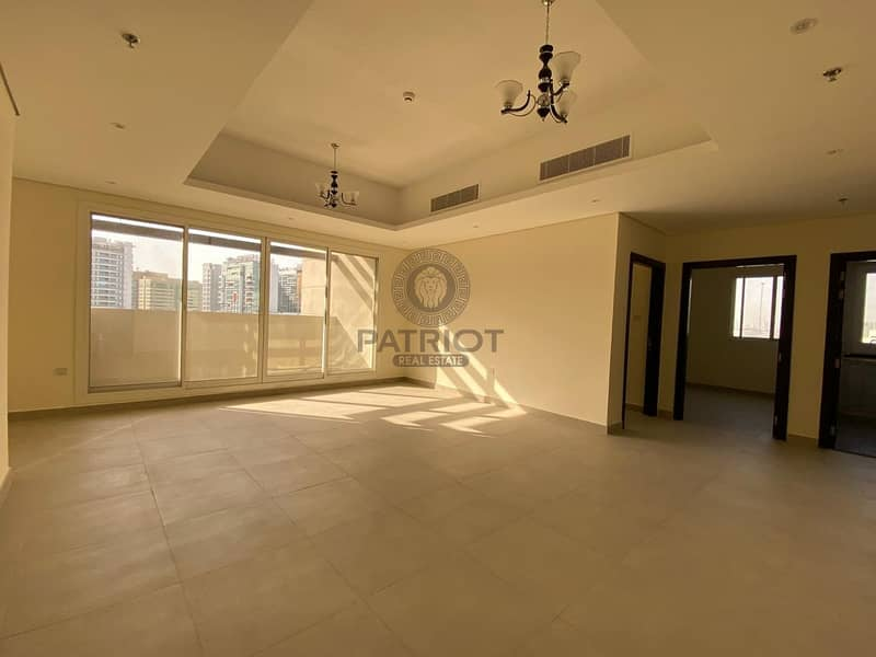3BR with Balcony | Brand New Building |One Month Free
