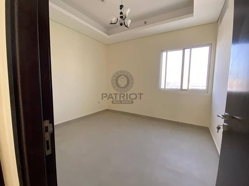 13 3BR with Balcony | Brand New Building |One Month Free