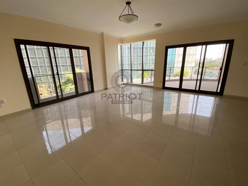 Hot Deal | Spacious 3BR+Maid | Chiller Free | 2 Month Free