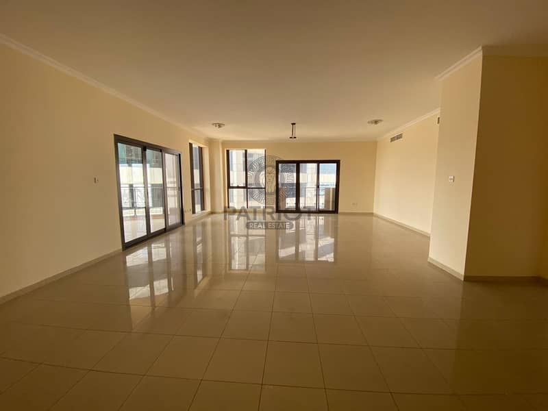 Luxury 3BR | Alluring Balcony|Chiller Free | 2 Month Free