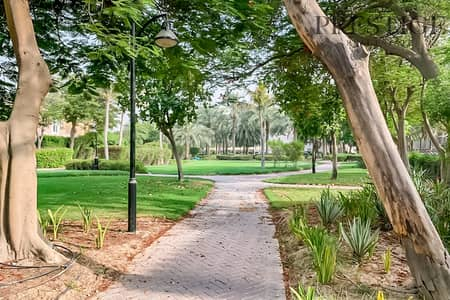 3 Bedroom Townhouse for Rent in Green Community, Dubai - 3 Bedroom + Study | Townhouse | Green Community East