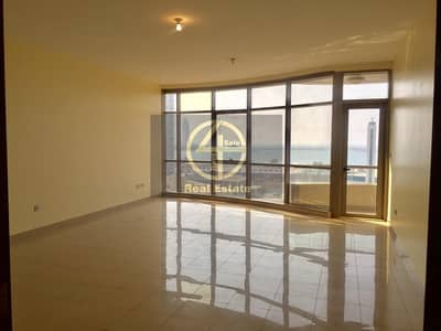 Outstanding 3BR Apartment with Sea View !