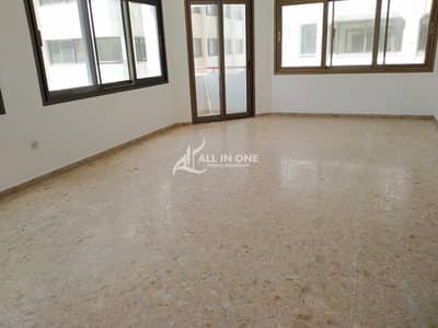 3 Bedroom Flat for Rent in Tourist Club Area (TCA), Abu Dhabi - One Month Free! 3BR+Maids Room I Basement Parking