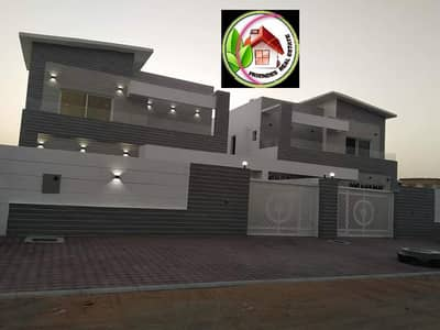 A wonderful, modern villa close to all services in the finest areas of Ajman for free ownership for all nationalities