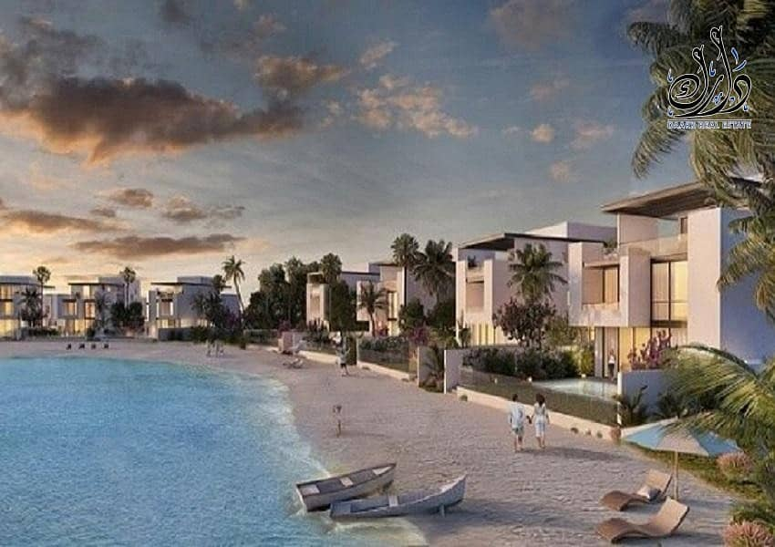 9 Own your villa now in the Sharjah Waterfront Resort