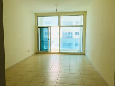 1 bhk partial city view biggest  size with free parking in Ajman one tower