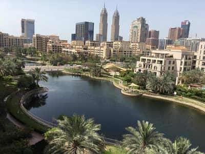 Studio for Rent in The Views, Dubai - Astonishing Canal View| Lush Green| Spacious Studio|