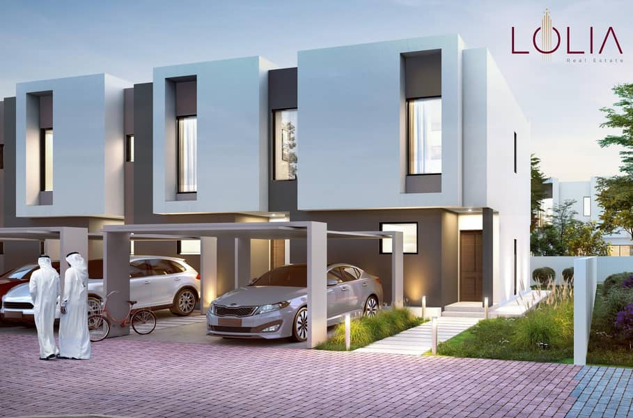 Luxury 3 Bhk | 10% Down-payment | No commission |