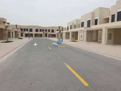 3 Bedroom Townhouse for Rent in Town Square, Dubai - Cheapest|3 Bed+ 2 Covered Parking|Maid's Room