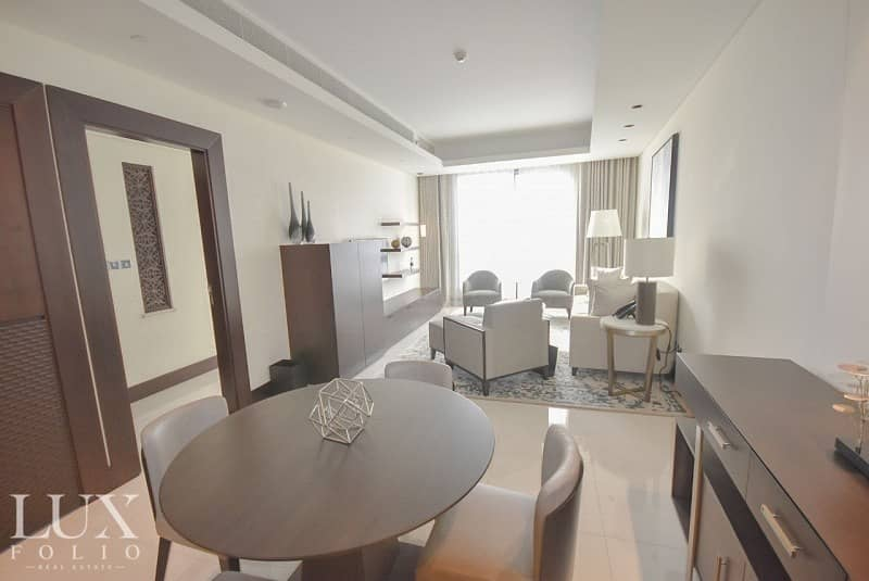 2 Burj & Fountain View | All Bills Included