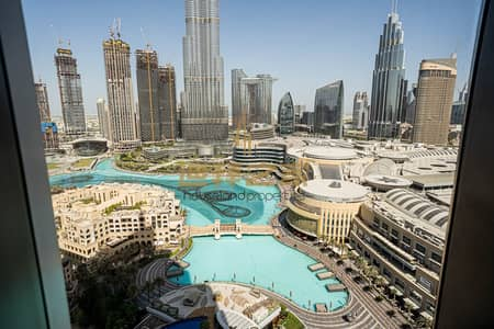 1 Bedroom Flat for Rent in Downtown Dubai, Dubai - Spectacular View l Prime Location l Fully  Furnished l 06 Series