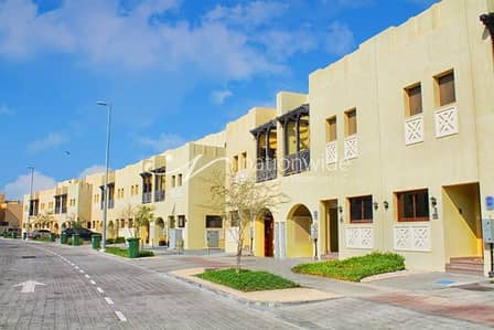 3 Bedroom Villa for Rent in Hydra Village, Abu Dhabi - Exceptional Family Lifestyle on a Good Location