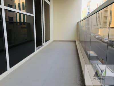 فلیٹ 2 غرفة نوم للايجار في الورقاء، دبي - Brand new 2Bhk with balcony wardrobe