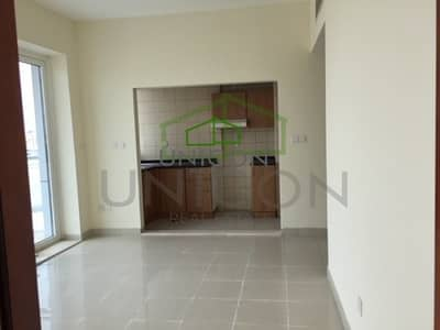 1 Bedroom Apartment for Rent in Dubai Sports City, Dubai - Chiller Free building-Balcony-Ice Hockey