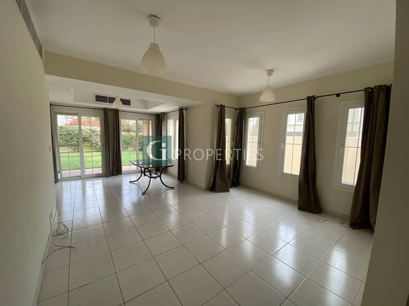 2 Pool / Park View | Big Plot | End Unit