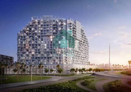 فلیٹ 1 غرفة نوم للبيع في بر دبي، دبي - Affordable 1BED| Healthcare City | Azizi Farhad