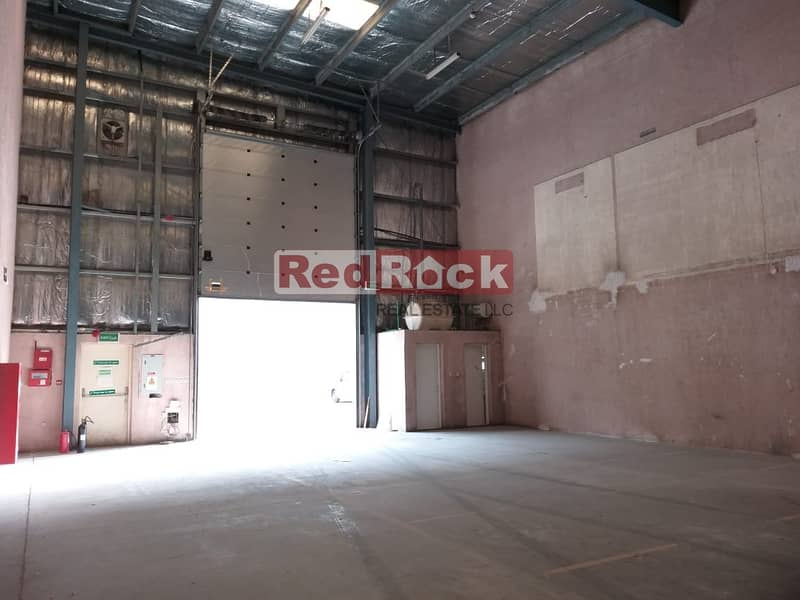 3734 Sqft Warehouse Fully Insulated in  Al Qusais