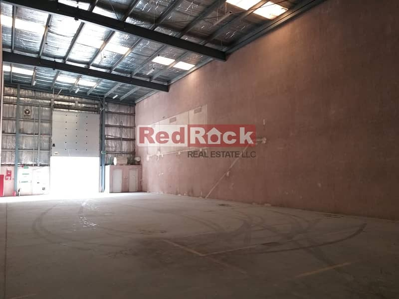 2 3734 Sqft Warehouse Fully Insulated in  Al Qusais