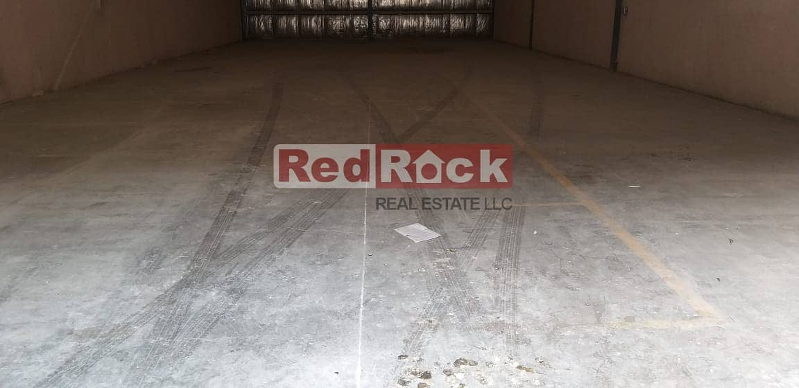 15 3734 Sqft Warehouse Fully Insulated in  Al Qusais