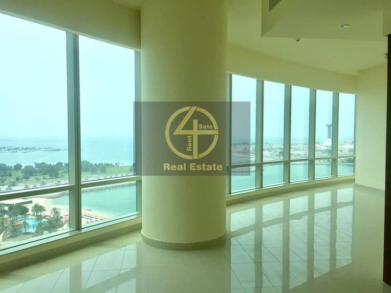 2 Breathtakingly Awesome 3BR Apartment - Sea View