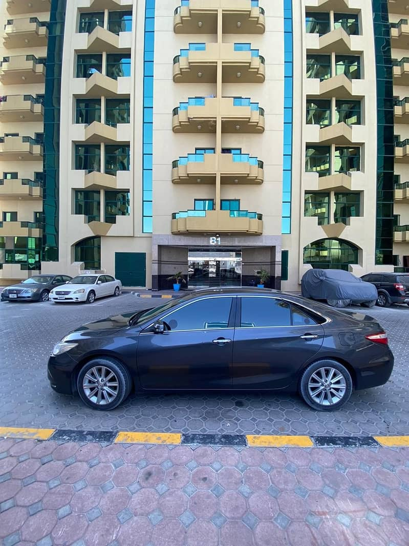SPECIOUS OPEN VIEW APARTMENT IN AL RASHIDIYA TOWER AJMAN 1BHK WITH 2 BATH FOR SALE IN JUST  AED,215K-/