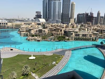 شقة 1 غرفة نوم للايجار في وسط مدينة دبي، دبي - شقة في ذا ريزيدينس 1 ذا ریزیدنسز وسط مدينة دبي 1 غرف 72000 درهم - 4760218
