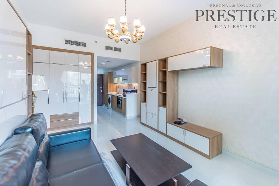2 Multiple Units | Luxury Studio | Furnished