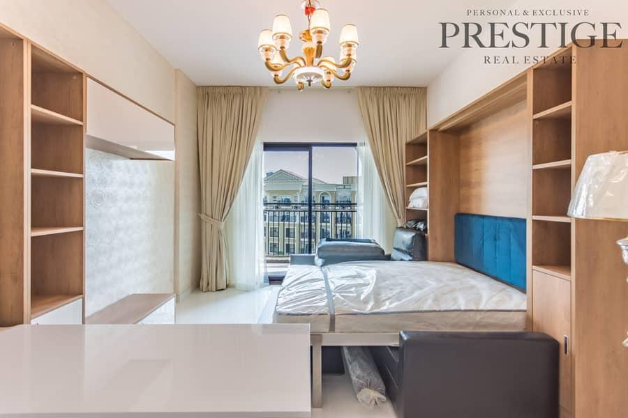41 Multiple Units | Luxury Studio | Furnished