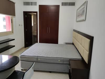 *LIMITED TIME OFFER*STUDIO FURNISHED / 04 CHEQUES PAYMENT @AED 30000/ - NO COMMISSION- DIRECT FROM LANDLORD