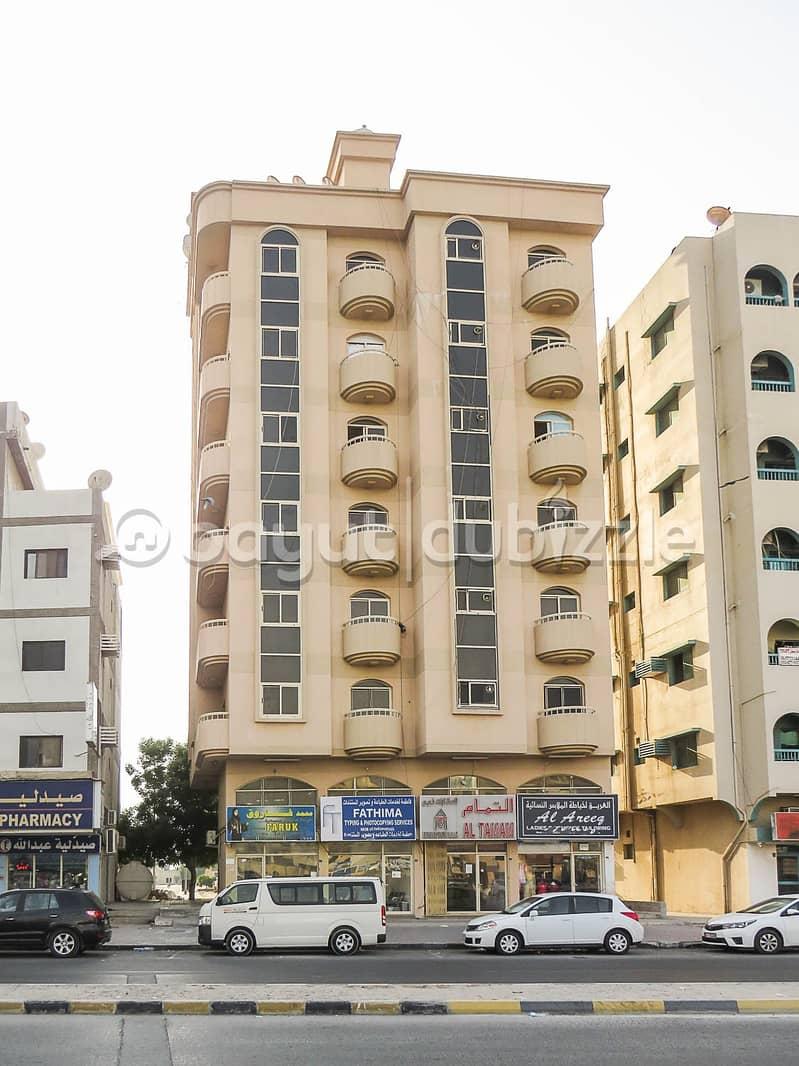 شقة في بناية النخيل النخيل 1 غرف 15000 درهم - 4760392