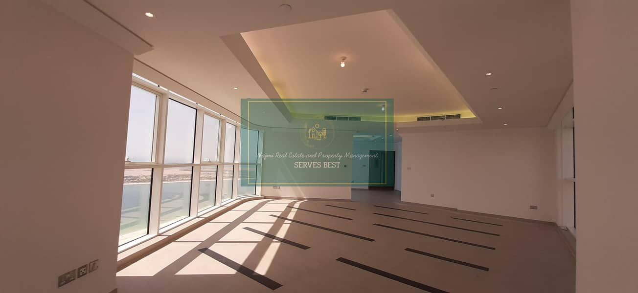 2 Spacious 5BR Flat With Amazing Sea & City Views