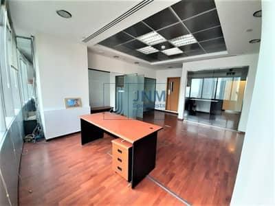 مکتب  للبيع في أبراج بحيرات الجميرا، دبي - Fitted Office with Pantry | Low Floor