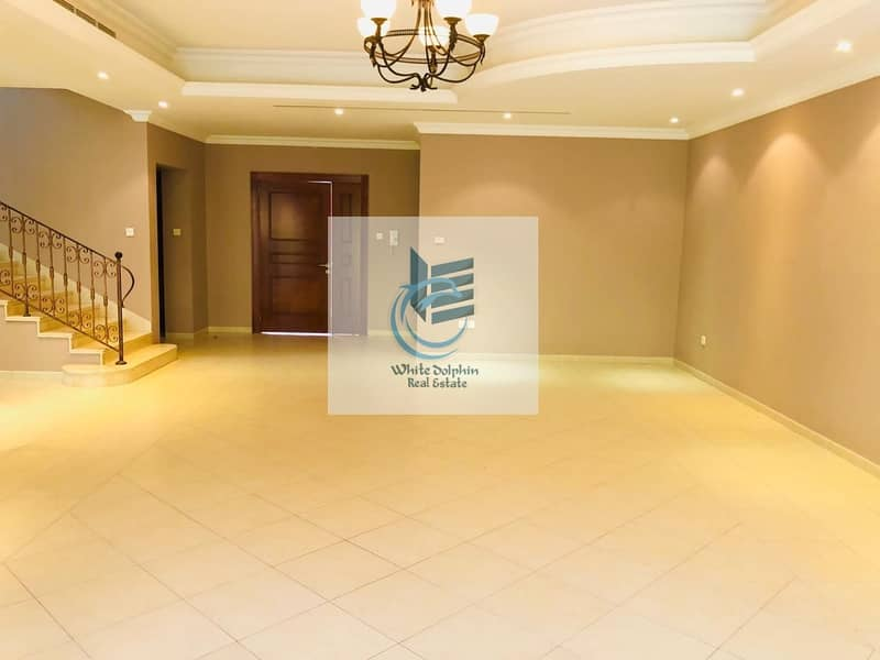 MODERN & SPACIOUS 4 BEDROOM PLUS MAID ROOM VILLA | SHARING POOL & GYM | READY TO MOVE