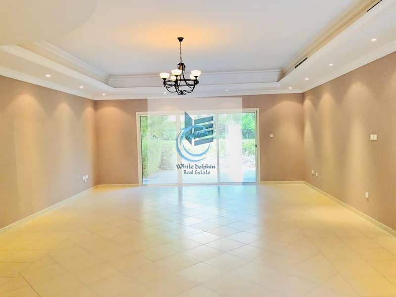 2 MODERN & SPACIOUS 4 BEDROOM PLUS MAID ROOM VILLA | SHARING POOL & GYM | READY TO MOVE