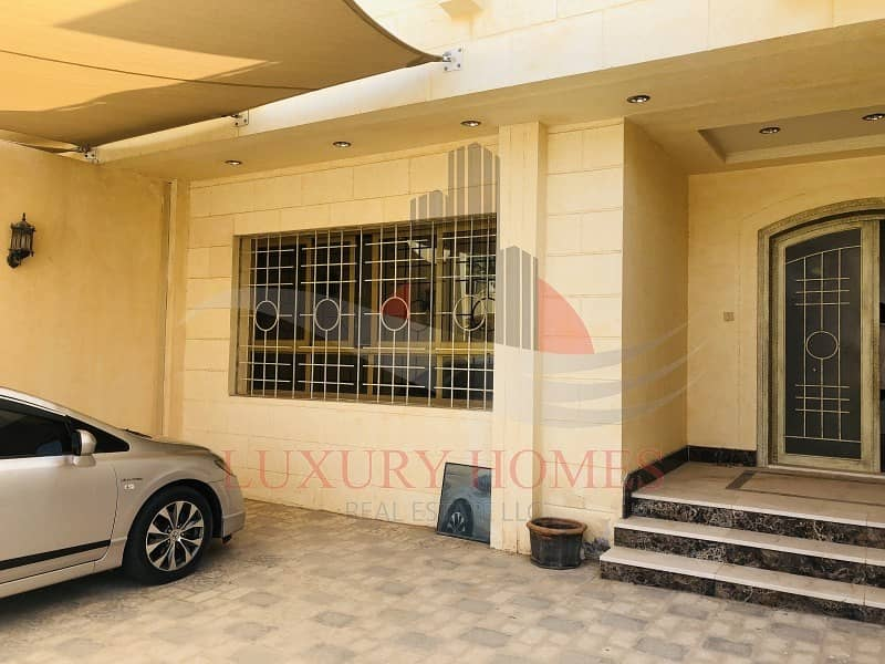 23 Enrapturing Centrally air conditioned Villa