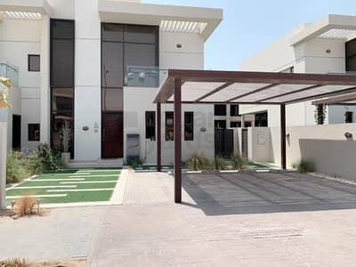 تاون هاوس 3 غرف نوم للايجار في داماك هيلز (أكويا من داماك)، دبي - Damac Hills Topanga 3BR Unfurnished