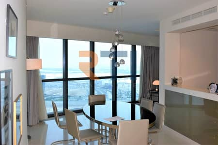 2 Bedroom Flat for Sale in Business Bay, Dubai - Corner Unit | Fully Furnished | Pool Views | 2 Bed
