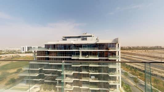 2 Bedroom Flat for Rent in DAMAC Hills (Akoya by DAMAC), Dubai - Golf & pool views | Maid's room | Open kitchen