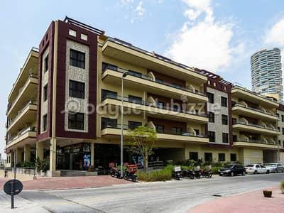 شقة في بناية الحساني قرية جميرا الدائرية 27000 درهم - 4760622