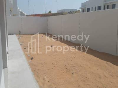 فیلا 4 غرف نوم للايجار في جزيرة ياس، أبوظبي - Golf course view| Corner Single row | Stand-alone I