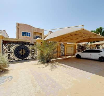 Villa for rent in Ajman in Al Mwaihat 3 area very clean
