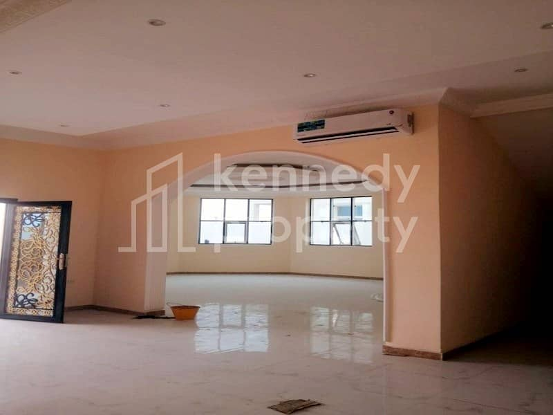 Newly Renovated Villa with Spacious Parking Area..