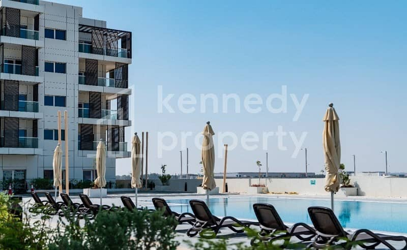 2 I Beautiful Cozy one bedroom apartment in Masdar I