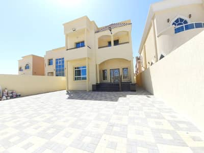 Modern villa personal finishing in front of Ajman Academy without down payment