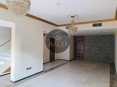 تاون هاوس 4 غرف نوم للبيع في قرية جميرا الدائرية، دبي - Upgraded Beautiful 4BR TH | Distress Deal | Book |