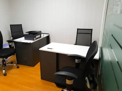 Office for Rent in Ras Al Khor, Dubai - No Commission | Flexi Desk | Ejari | Trade License Renewal | Dewa | Wifi